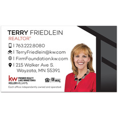 Firm Foundation Real Estate Group Business Card