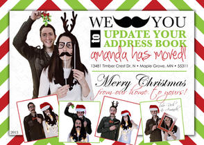 We Mustache You...