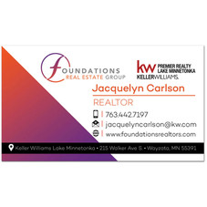 Foundations Real Estate Group Business Card