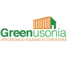 Green Usonia Logo