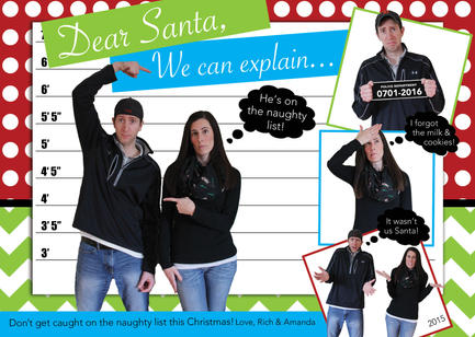 Dear Santa, We Can Explain