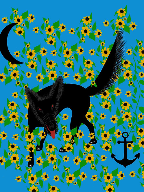 The Devil (8x10)