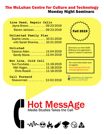 Hot MessAge Poster.png