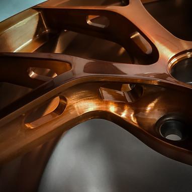 Liquid Mars or Liquid Titanium for your Custom Forged Rims.