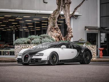 Custom Bugatti Veyron Forged Wheels.