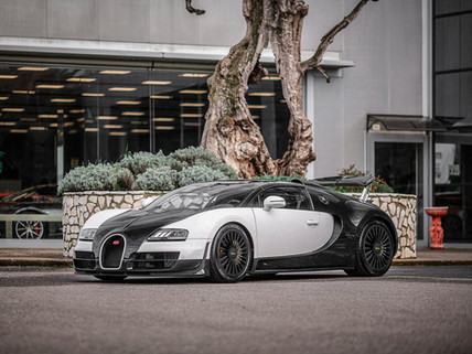 Custom Bugatti Veyron Forged Wheels.