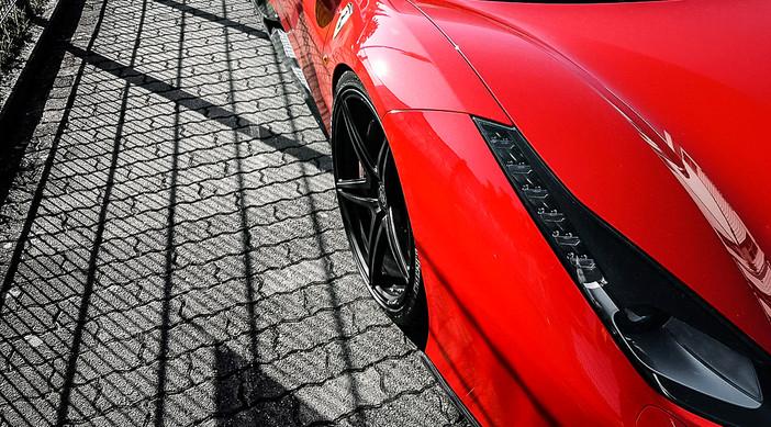 Ferrari 488 GTB.