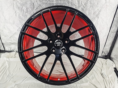 Porsche Taycan Custom Forged Wheel Rims.