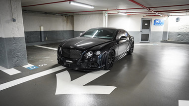 Three Piece Wheels Bentley GT - Pic 5