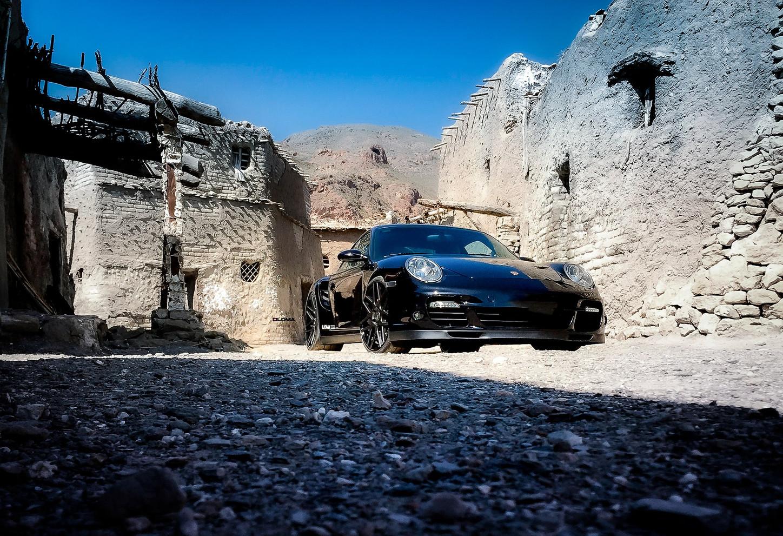 Porsche 911 Aftermarket Wheels.