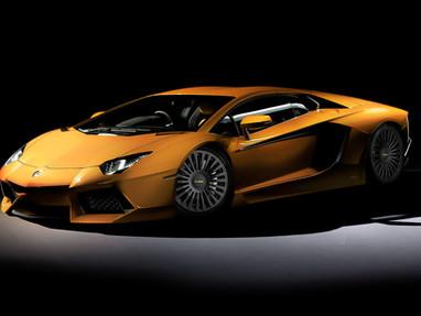 Lamborghini Aventador Custom Forged Rims.
