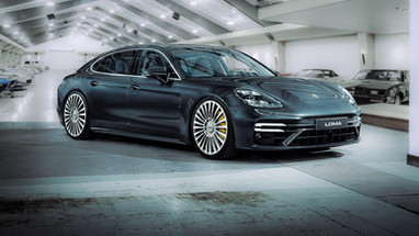 Three Piece Wheels | Porsche Panamera