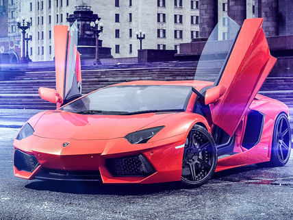 Lamborghini Aventador LP700 Custom Forged Wheels in 21/22 Inches.