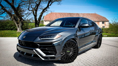 Lamborghini Urus Wheels   LOMA TrackSpec®