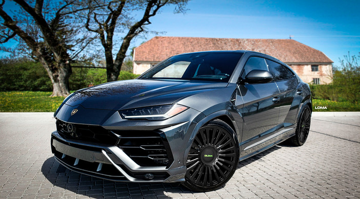 Lamborghini Urus.