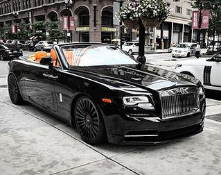 Sportive Forged Wheels LOMA Rolls Royce Dawn.