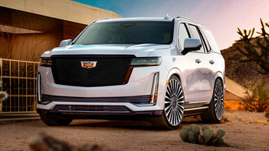 Three Piece Wheels | Cadilac Escalade.