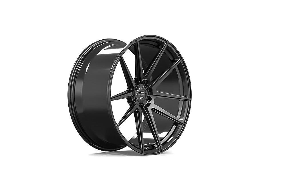 mercedes-cl550-amg-custom-rims.