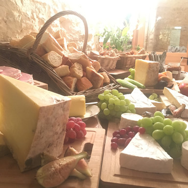 Somerset cheese board