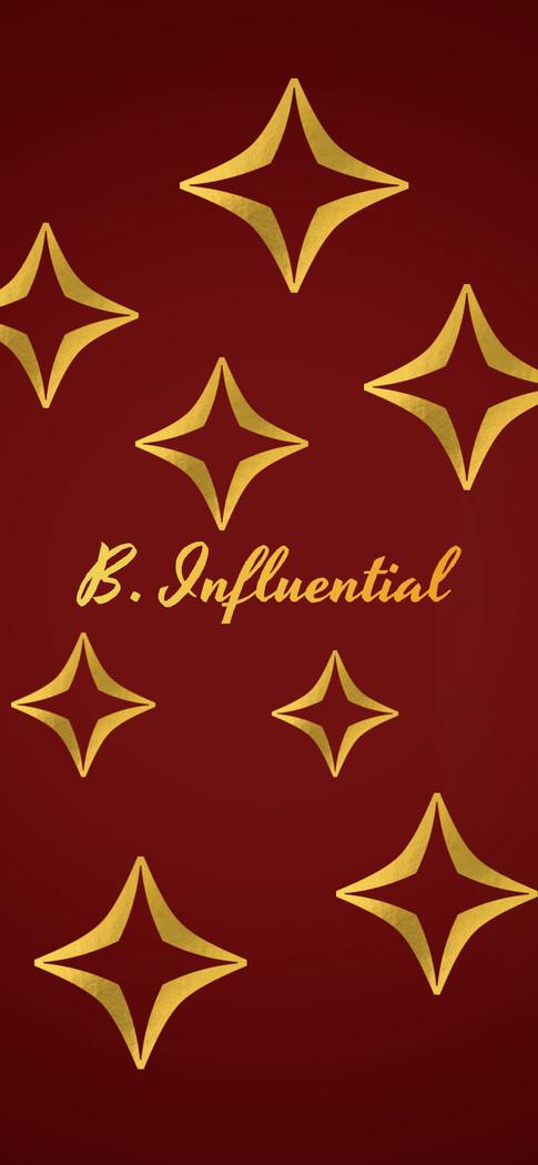 B.Influential Wallpaper | Chris TDL