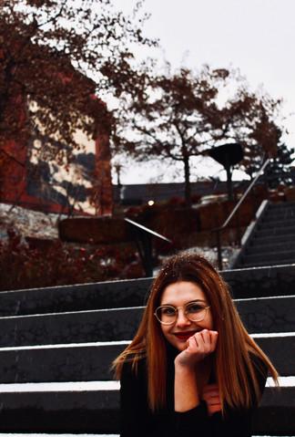 Sabrina Richer, Photoshoot by Chris TDL.