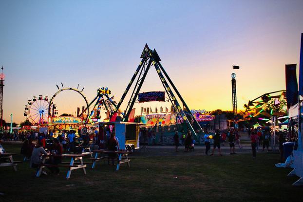 Festival Des Montgolfieres 32e edition