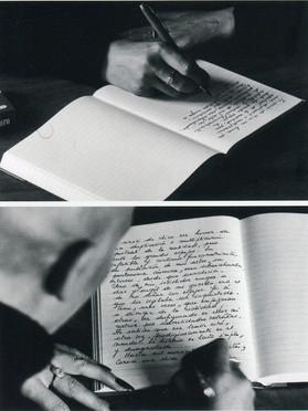 """""""Le personnage de l'écrivain dans le roman-photo"""""""
