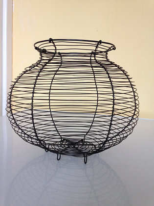Large close-weave basket