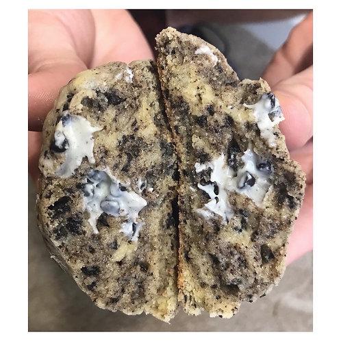 Cookies and Cream Cookie - 1 Dozen