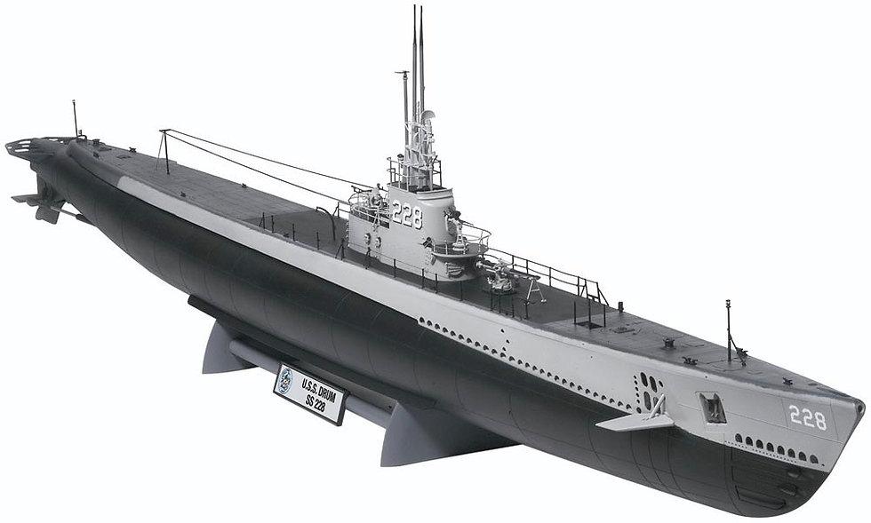 model Gato-class submarine.jpg