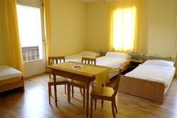 4Bett-Zimmer im Haupthaus