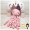 Thumbnail: Polvinho amigurumi recém-nascido