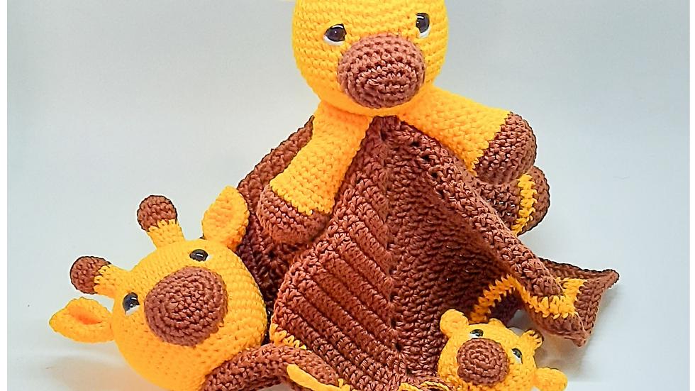 Kit baby girafa