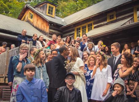 Photographe de mariage | La Grange de la Gatineau | Geneviève et Gautam