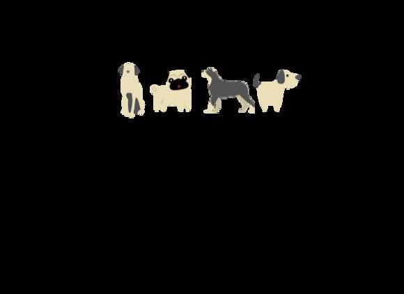 Louisville Dog Walkers Logo