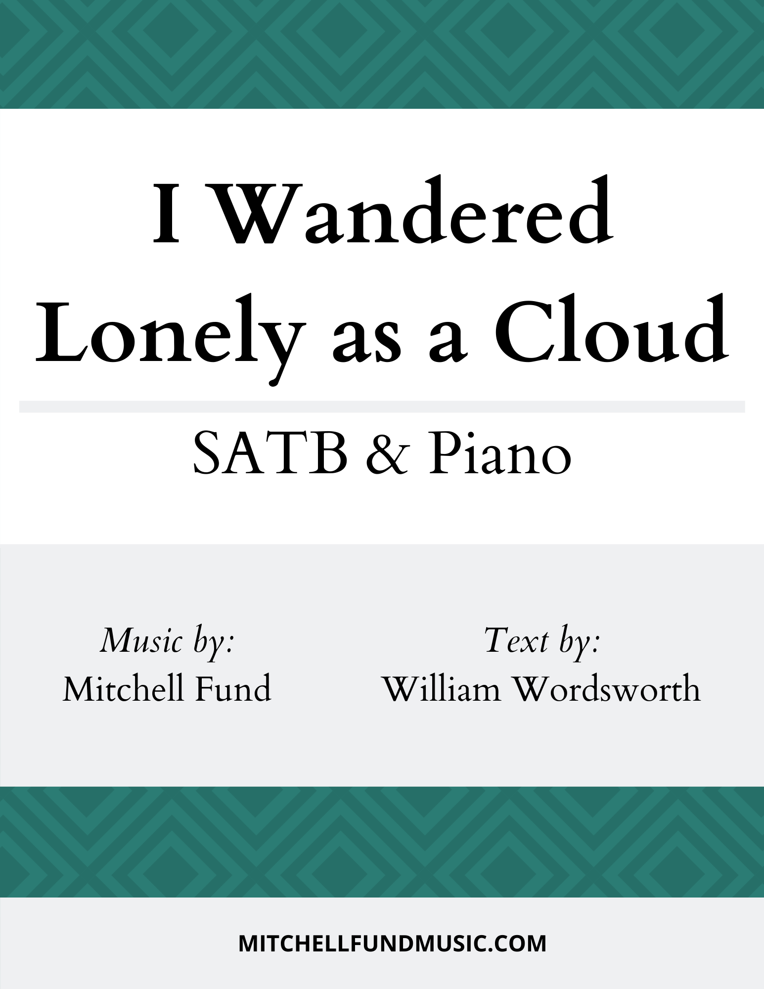 IWL (SATB+P) Cover