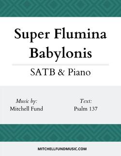 SFB (SATB+P) Cover