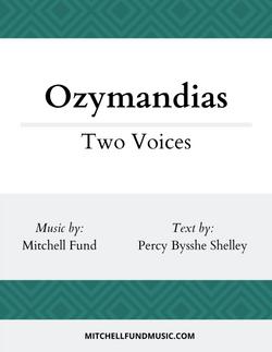 Ozymandias - cover (2 parts)