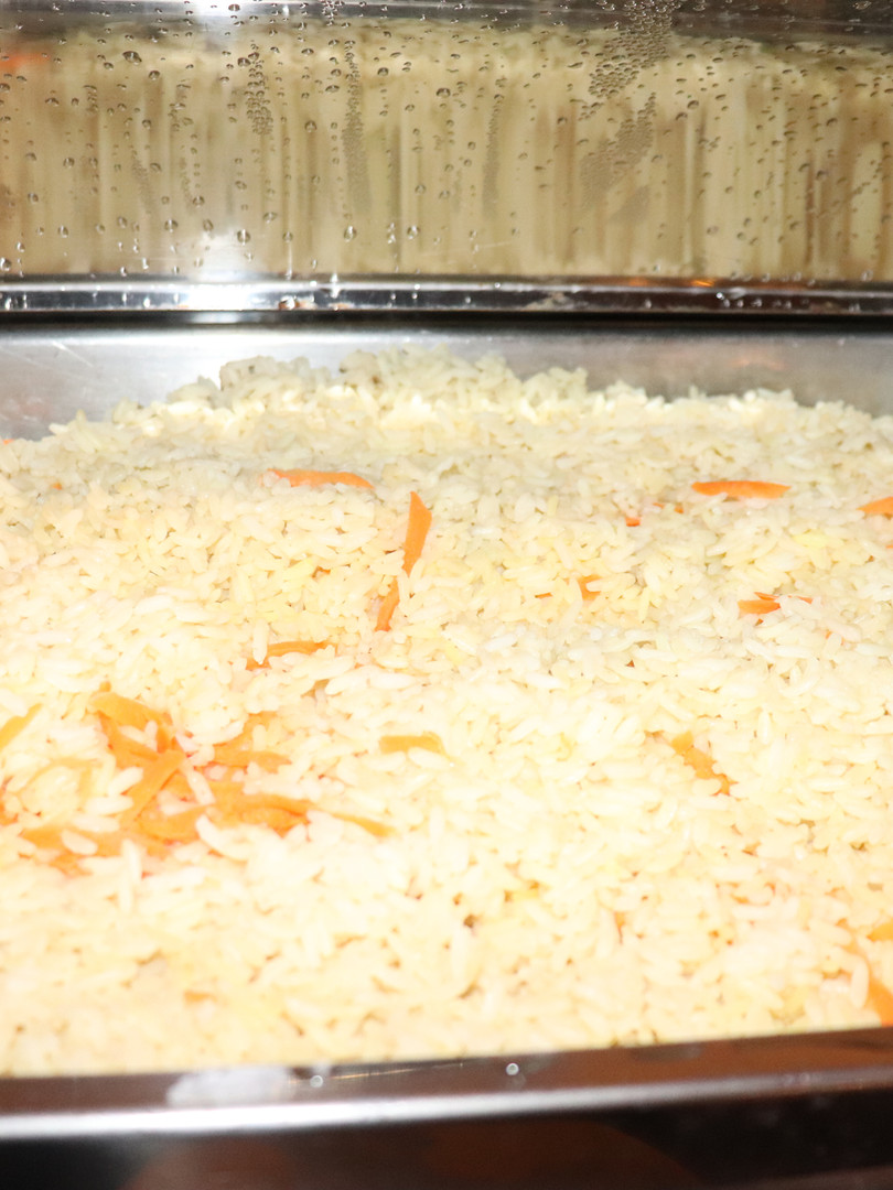 Rice Pilaf Catering Size