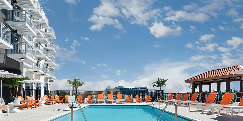 Aloft Pool Bar