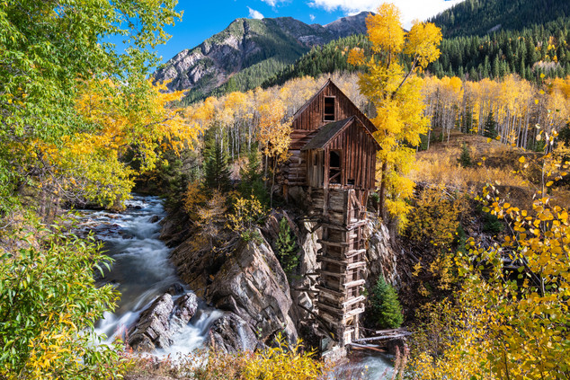 Crystal Mill - Autumn