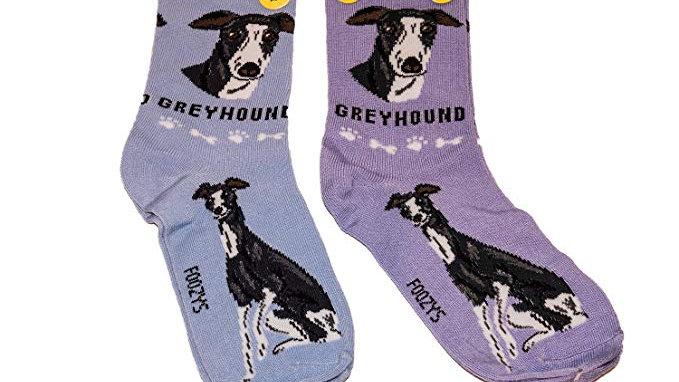 Unisex - Crew - Greyhound