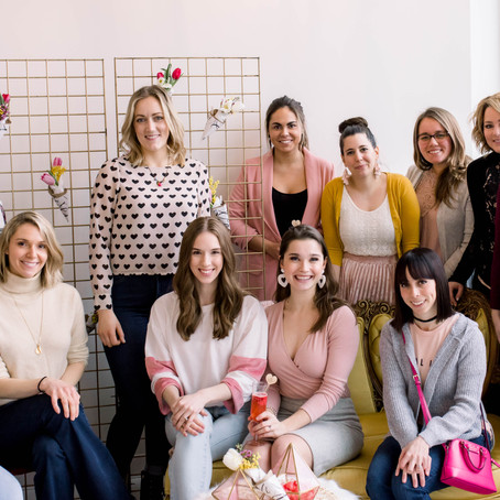 GALENTINE'S PLANNING: Back in the Game
