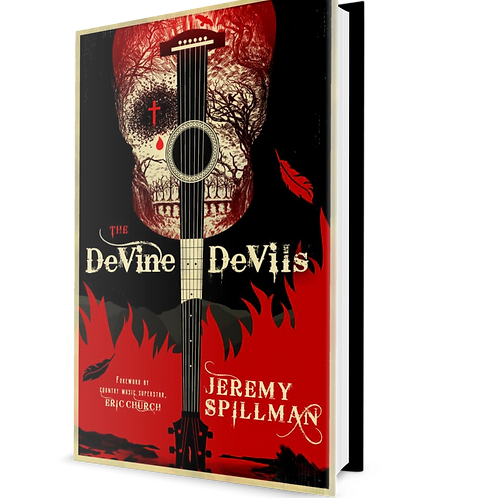 The DeVine Devils - Autographed Hardcover Book