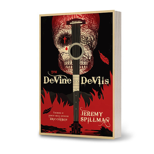 The DeVine Devils - Paperback Book