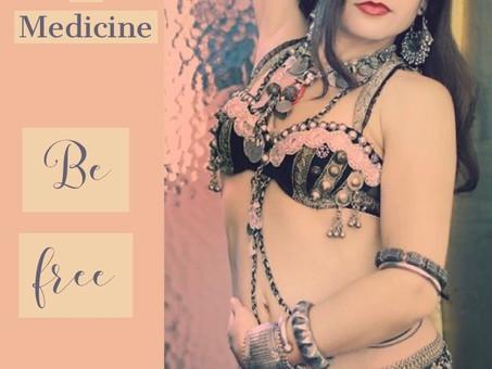 Quote Note: Movement is Medicine