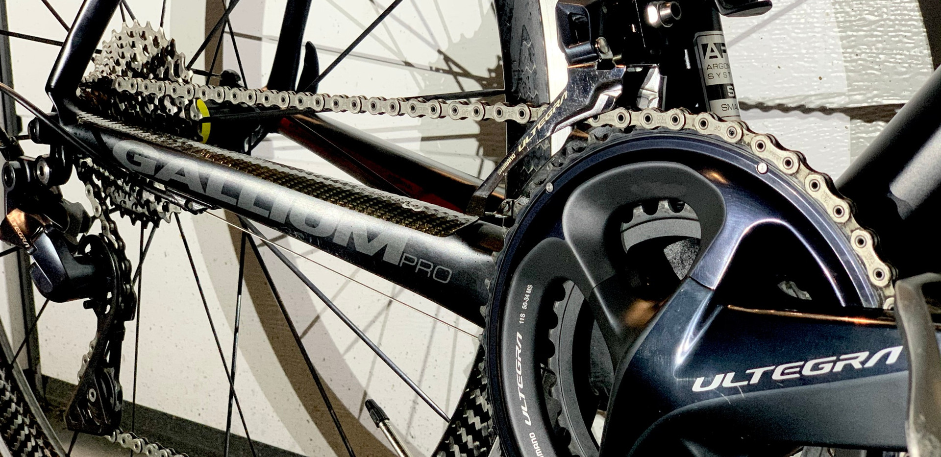 Detailed Shimano Ultegra