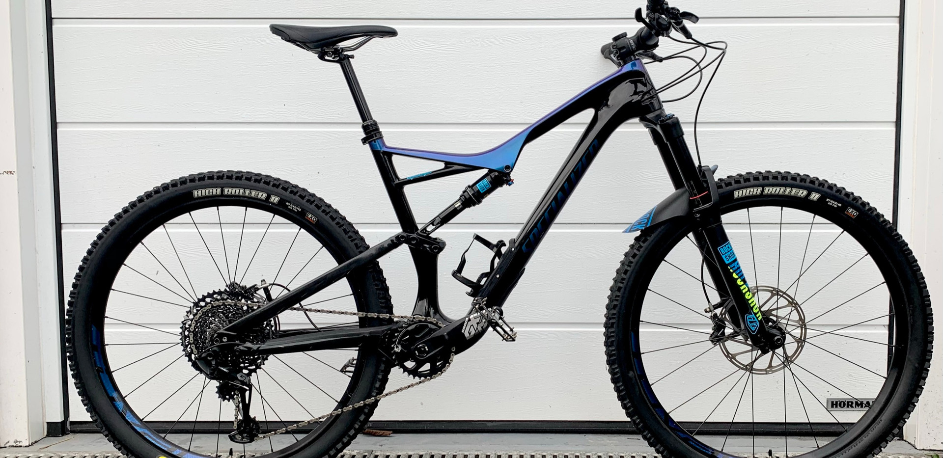 Specialised Stumpjumper Carbon Expert FSR