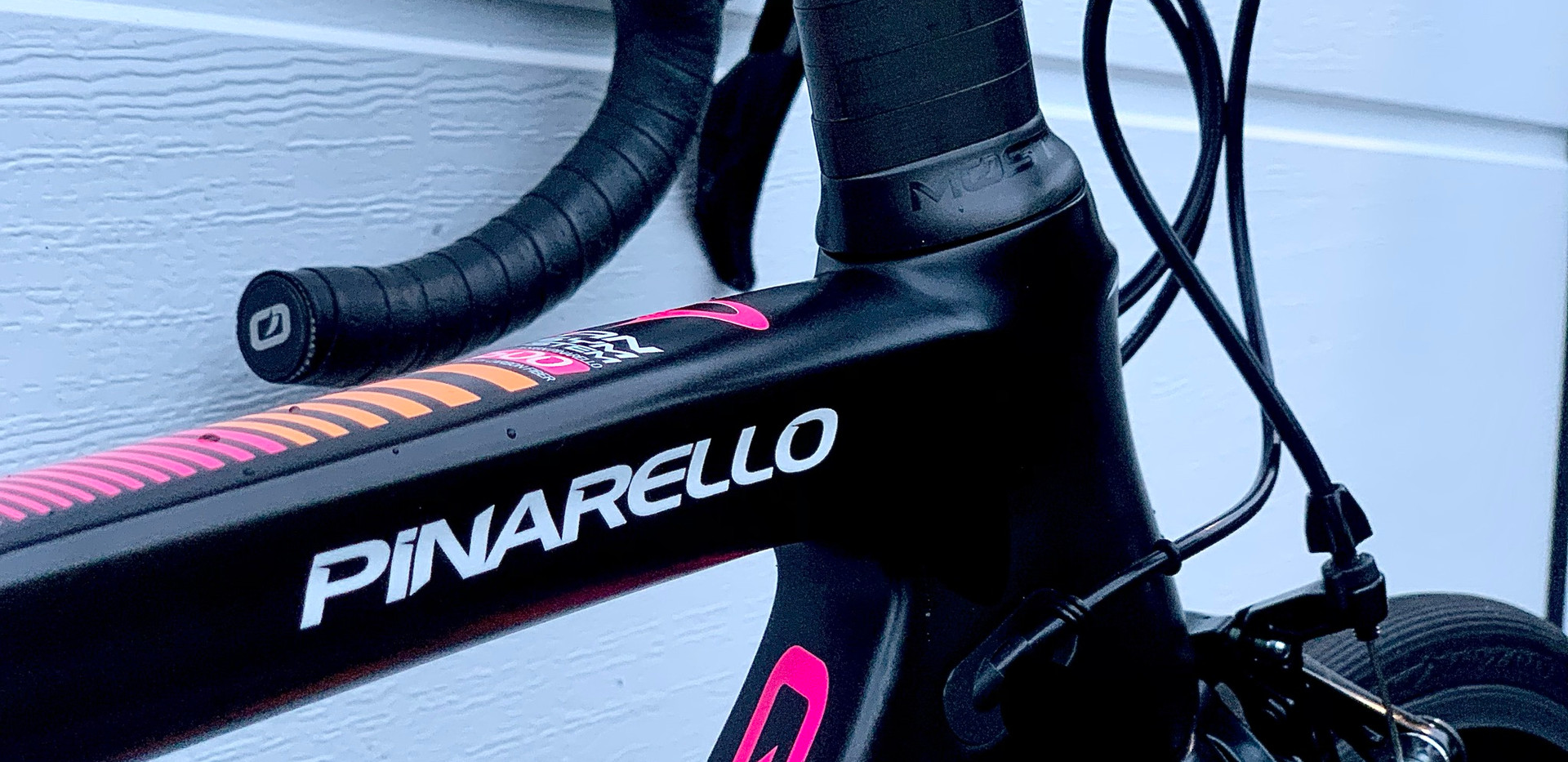 Detailed Pinarello