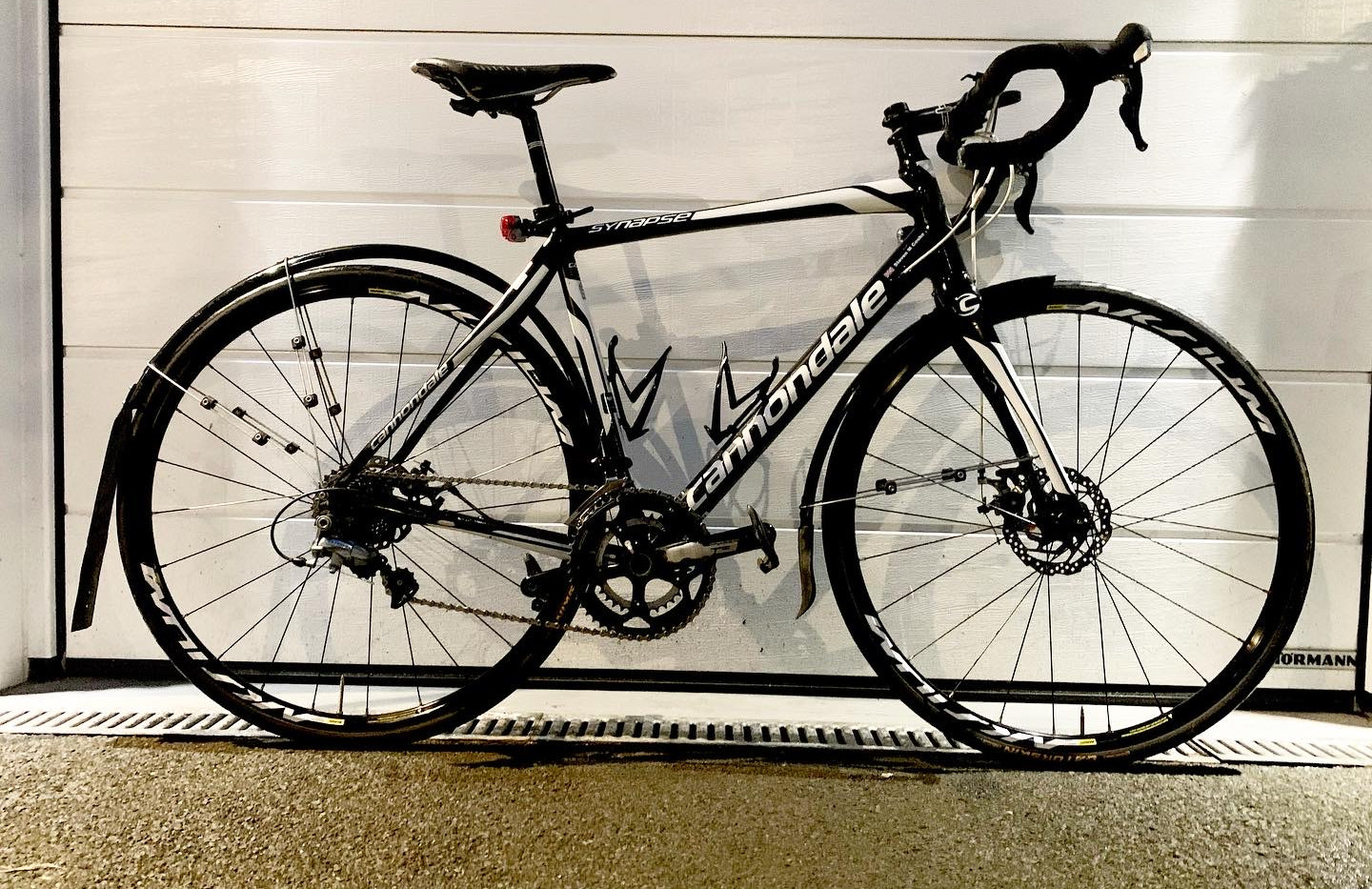 Cannondale Synaspe Winter Bike